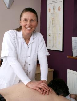 Cecile Kiener- Principal Osteopath & Acupuncturist
