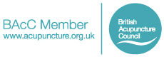 Touch2Heal are registered with the British Acupuncture Council