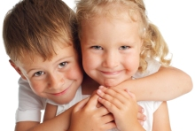Osteopathy and for children