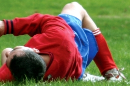 Sports injuries are more common in teenagers than children