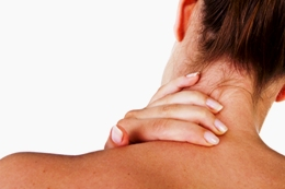 Modern day stress can bring on neck and shoulder pain