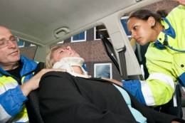 Car accidents are the main cause of whiplash injuries