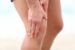 Touch2Heal treat knee pain