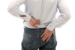 Sciatica can be really debilitating