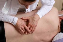 Osteopath Kent - Touch2Heal - Osteopathic Treatment